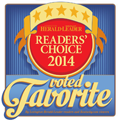 Readers' Choice 2014