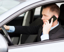 The car accident lawyers examine the growing problem of distracted driving accidents in Kentucky.