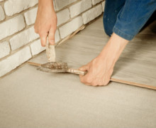Our product liability lawyers warn about dangerous fumes from laminated flooring.