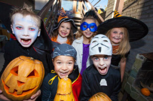 """Our Kentucky child injury lawyers list tips to keep your boys and """"ghouls"""" safe this Halloween."""