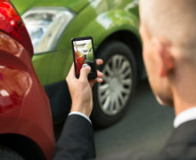 Our Kentucky car accident lawyers list the kind of photos you should take after a car accident.